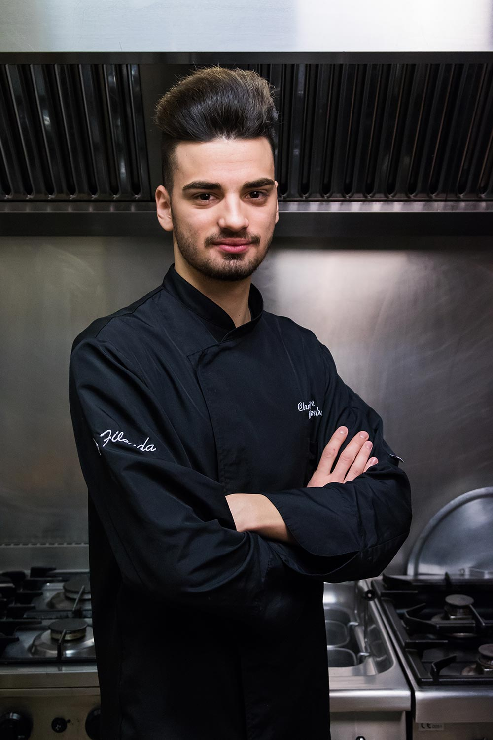 Sous Chef Christian Colombo